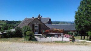 Gîte à la ferme à Sévérac d'Aveyron - Occitanie